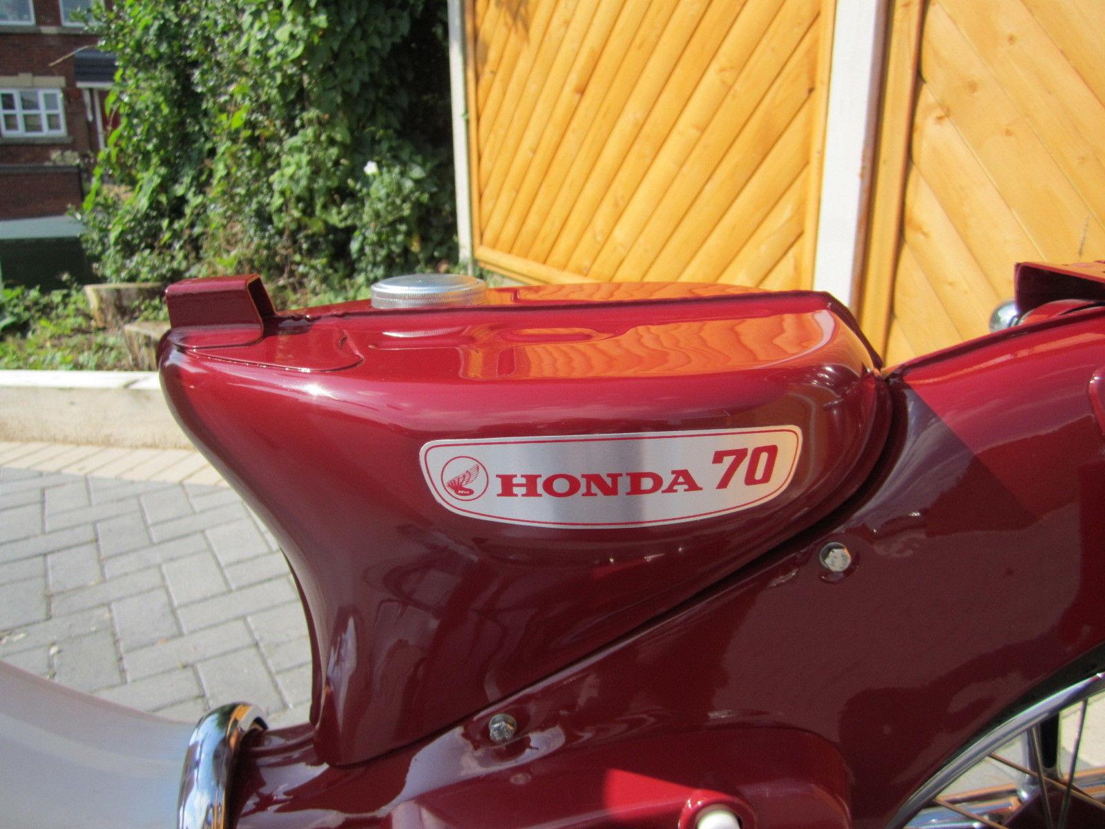 Honda C70 - 1973