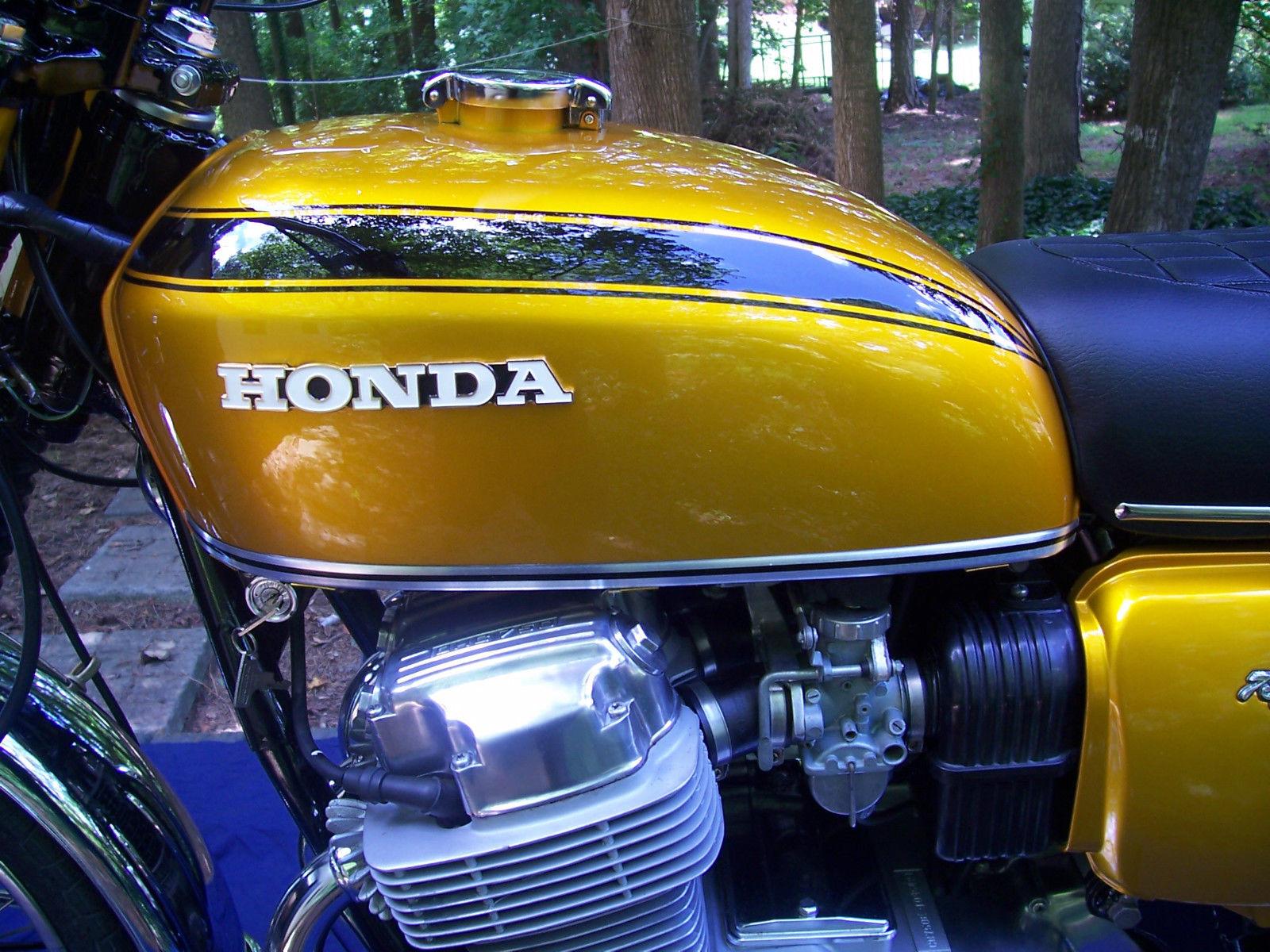 Honda CB750 - 1971