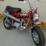 Honda CT70 - 1970