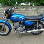 Kawasaki H2 750 - 1972