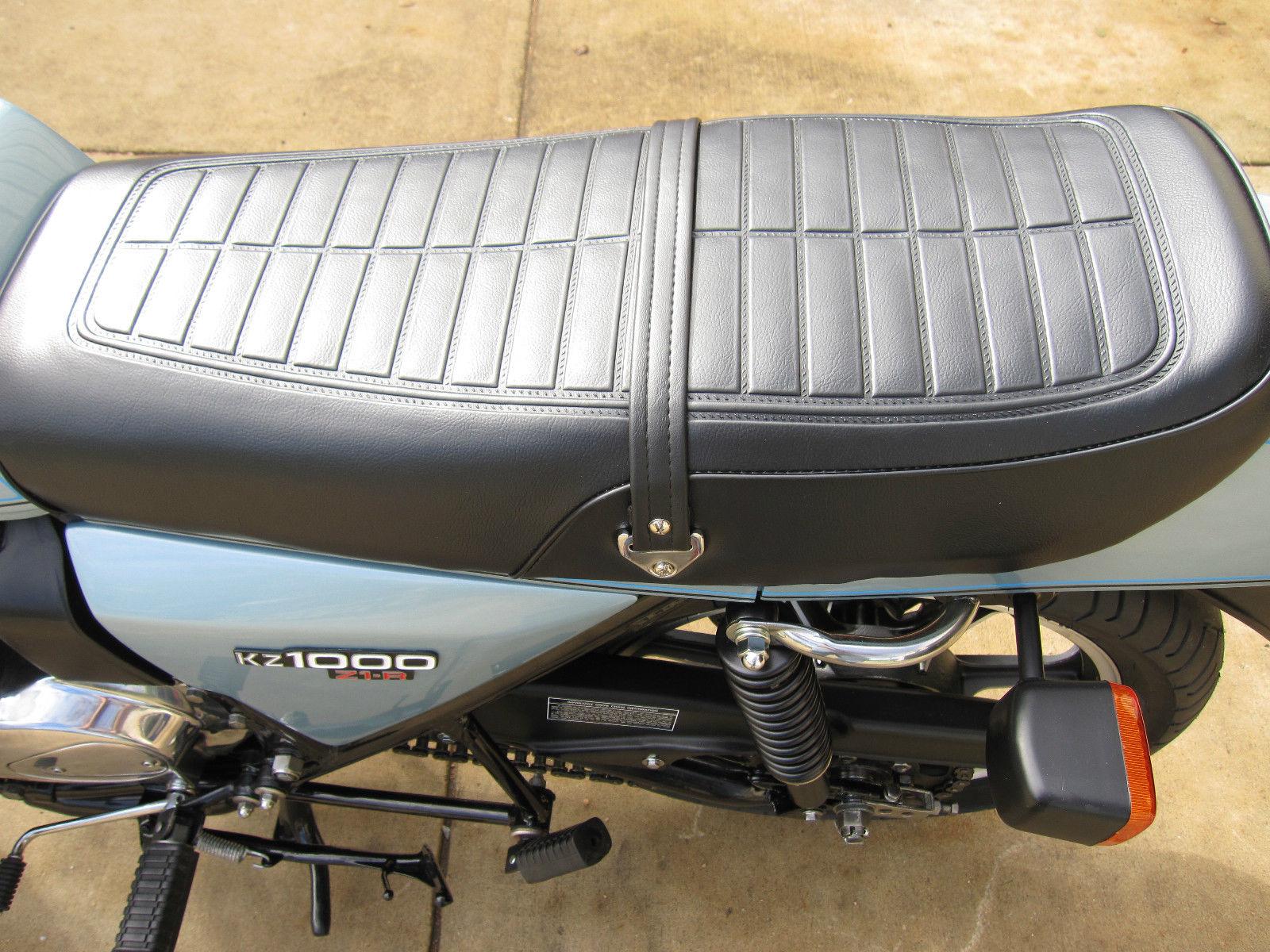 Kawasaki KZ1000 Z1R - 1978