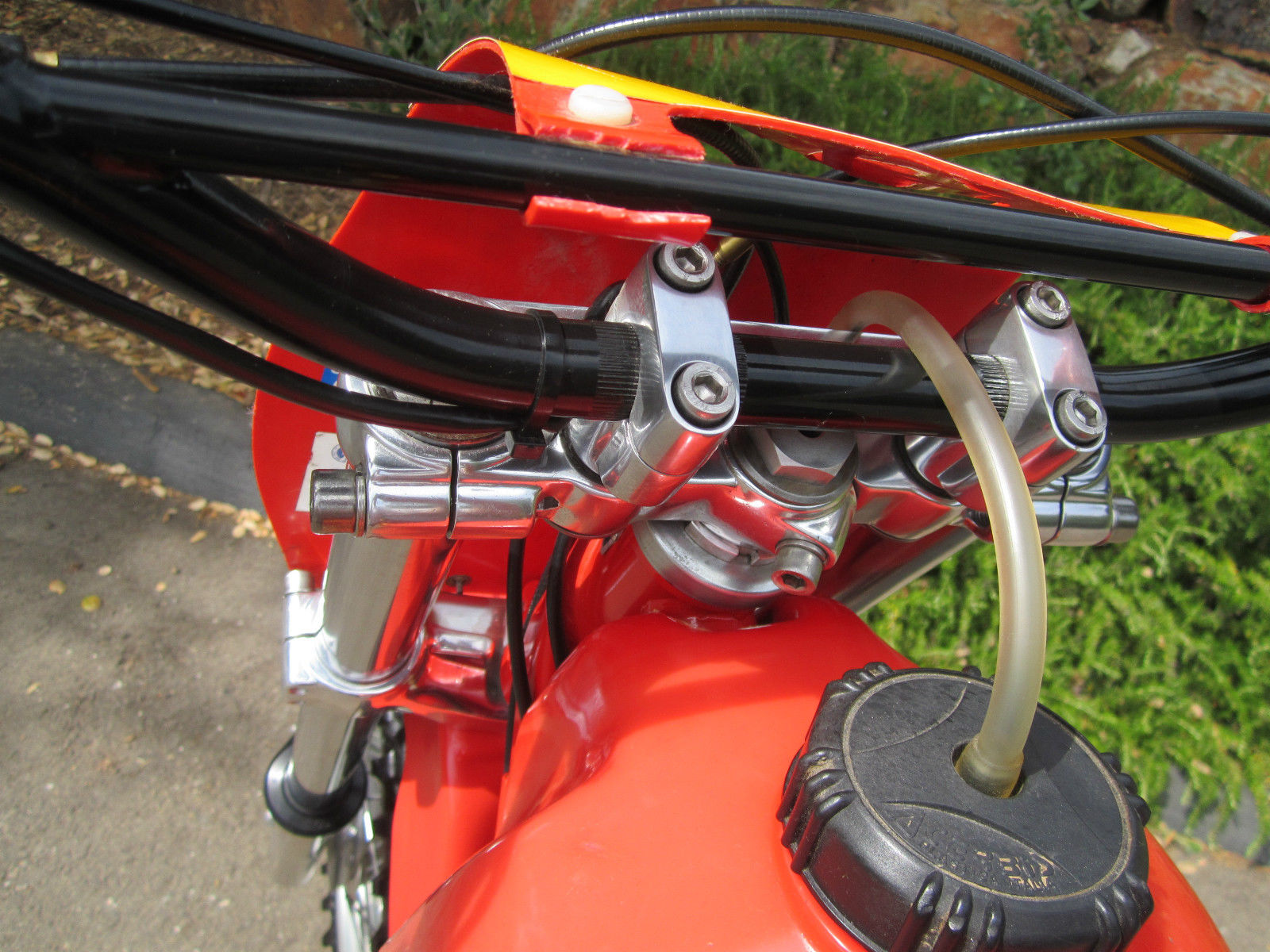 Restored Maico 490 Alpha-1 - 1982 Photographs at Classic
