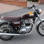 Triumph Bonneville T140V - 1979
