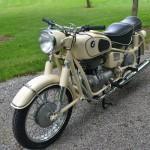 BMW R27 - 1964