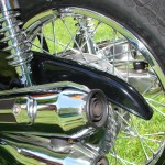 Honda CB750K2 - 1972