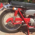 Honda CL72 Scrambler - 1963
