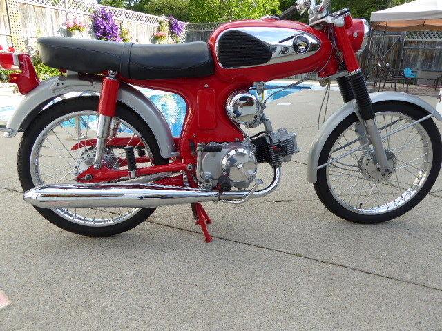 Honda S90 - 1965