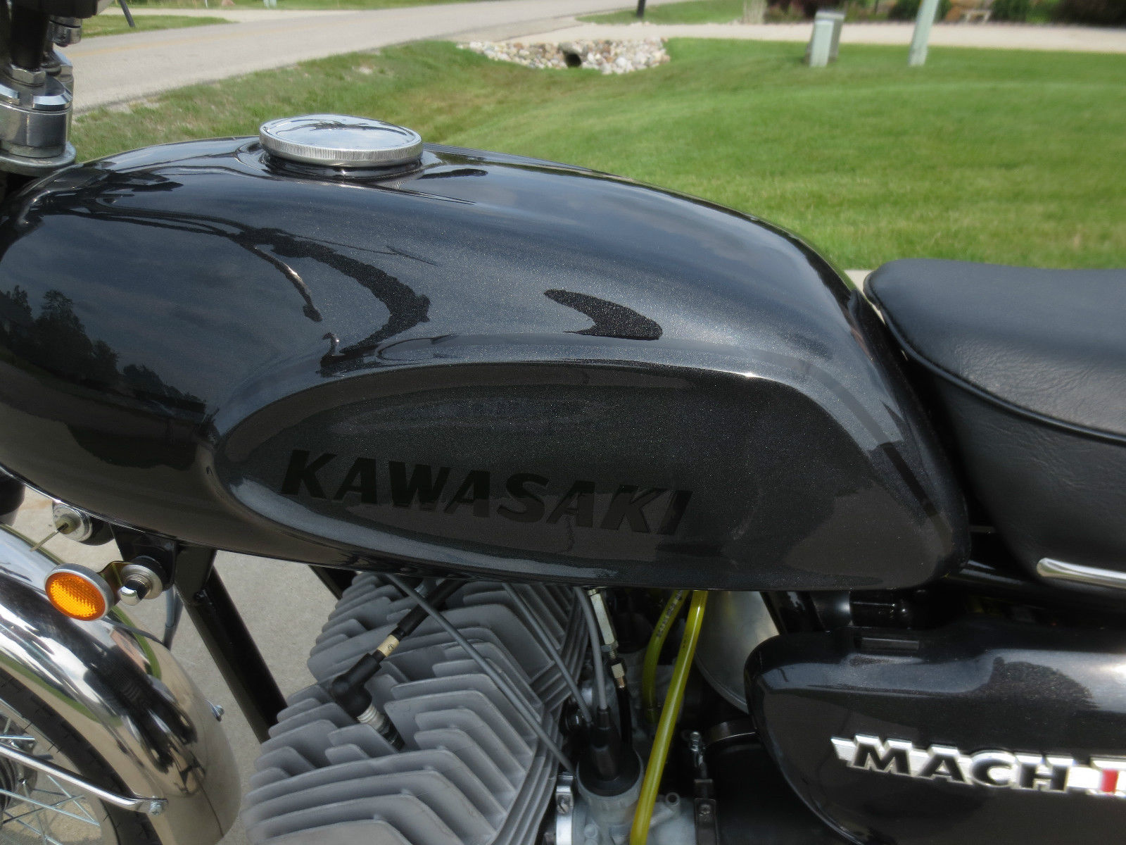 Kawasaki Mach 111 - 1970