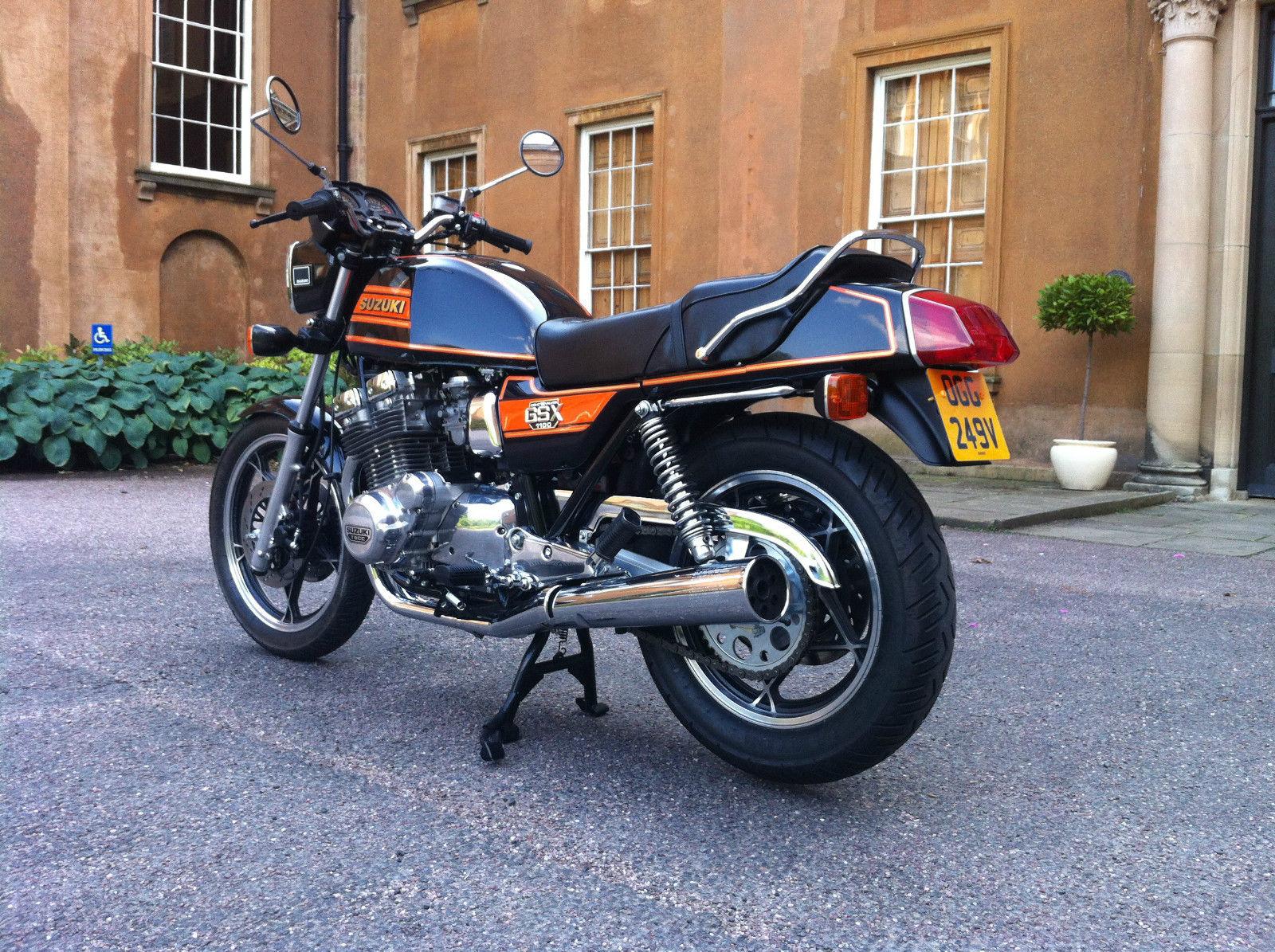 Suzuki GSX1100ET