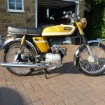 Yamaha SS50 - 1974