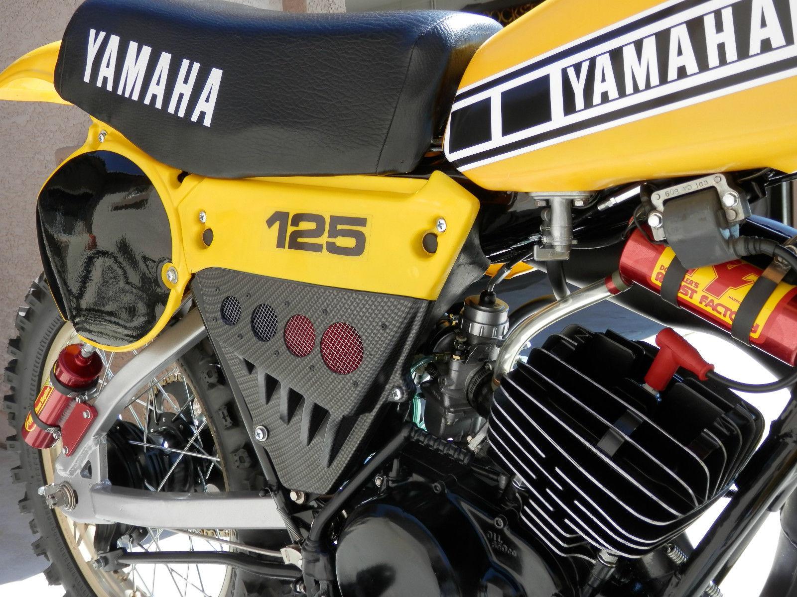 Yamaha YZ125 -1979