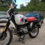 BMW R80GS Paris Dakar - 1986
