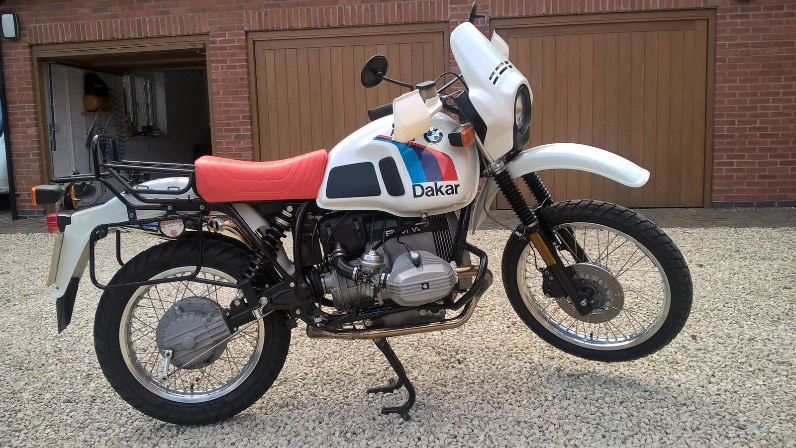 Bmw R80gs Paris Dakar 1986 Restored Classic Motorcycles At Bikes Restored Bikes Restored