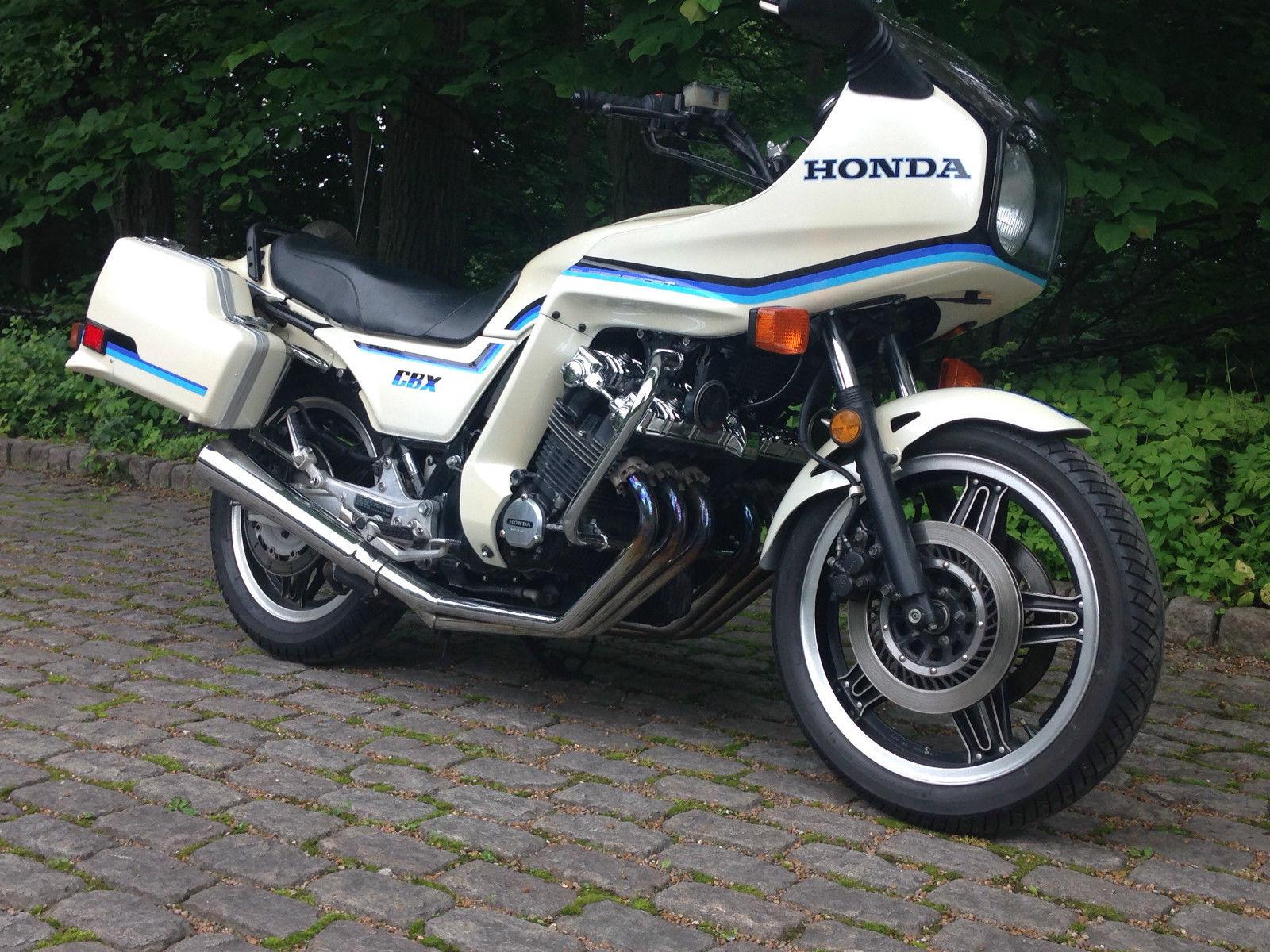 Honda CBX Prolink - 1982