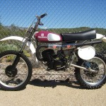 Husqvarna 360 Cr Grand Prix - 1975