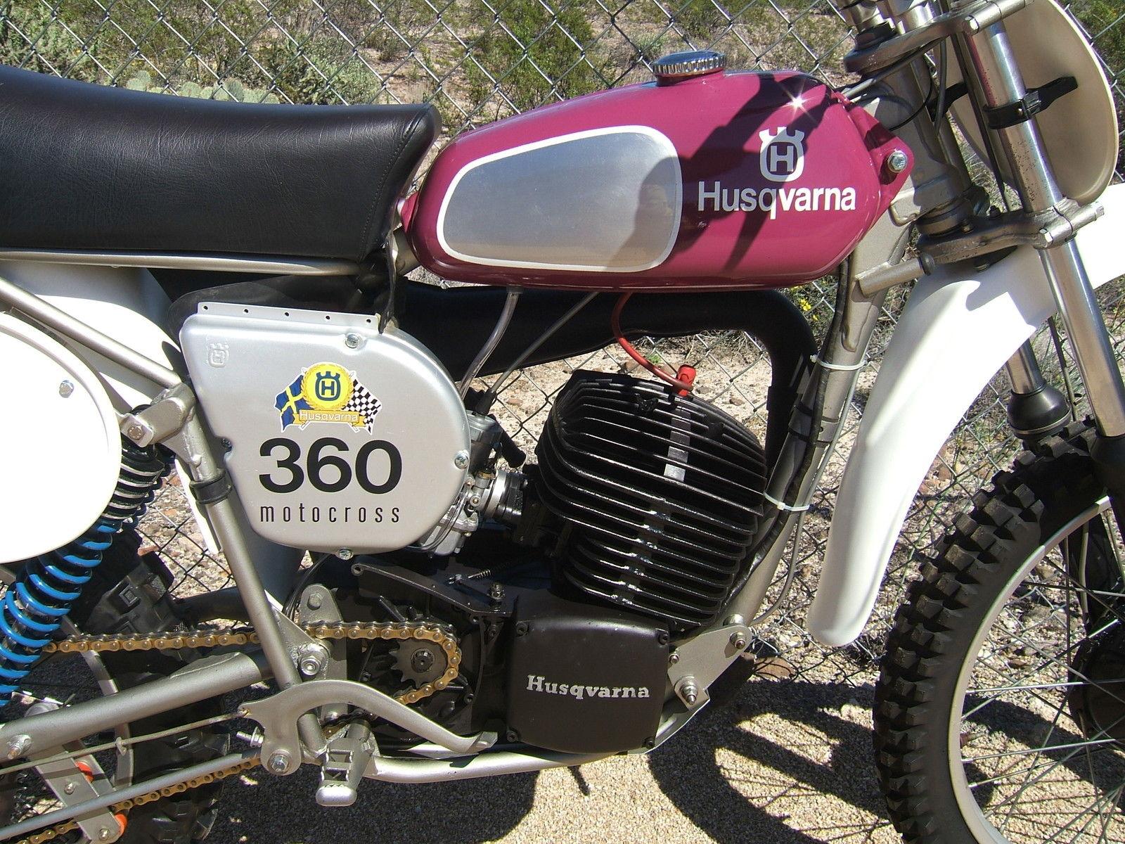 Husqvarna 360 Cr Grand Prix - 1975