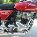 Norton Commando 850 - 1975