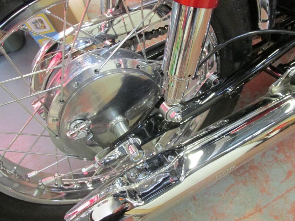 suzuki  cobra  restored classic motorcycles  bikes restored bikes restored