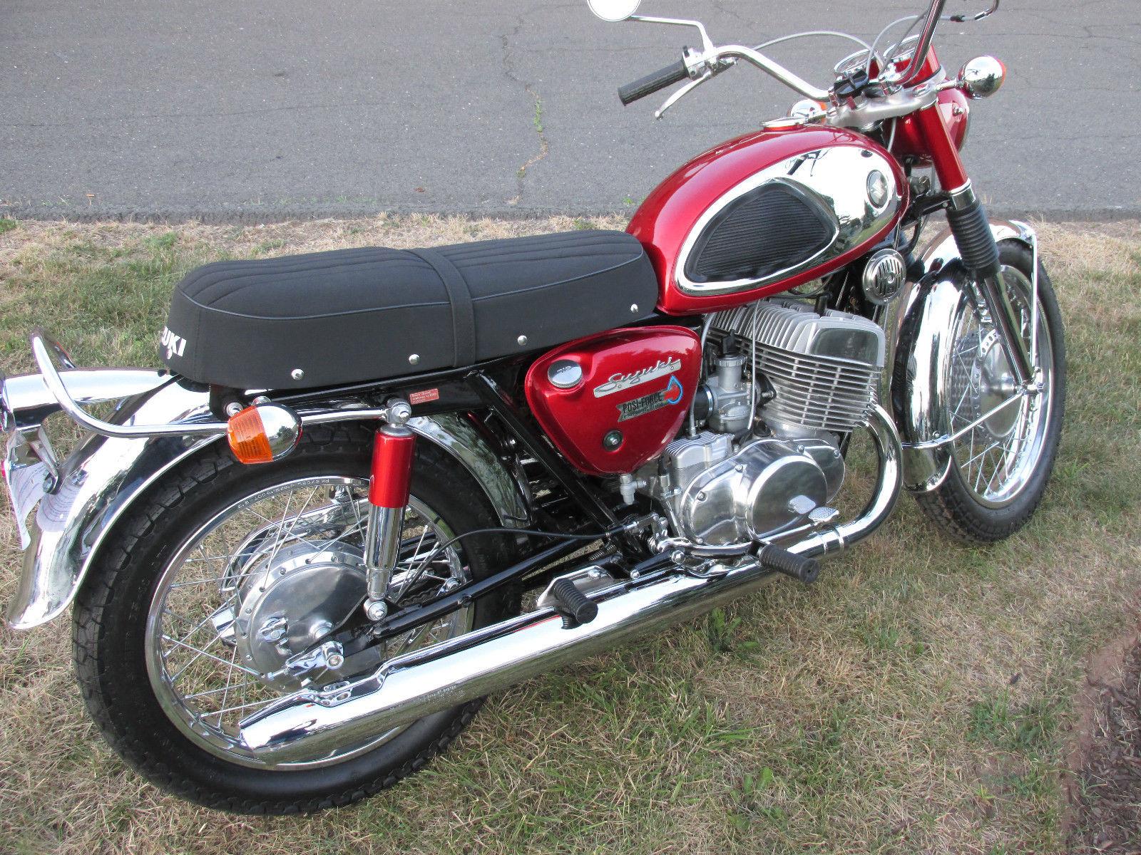Suzuki T500 Cobra - 1968