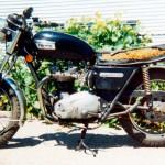 Triumph Bonneville - 1976