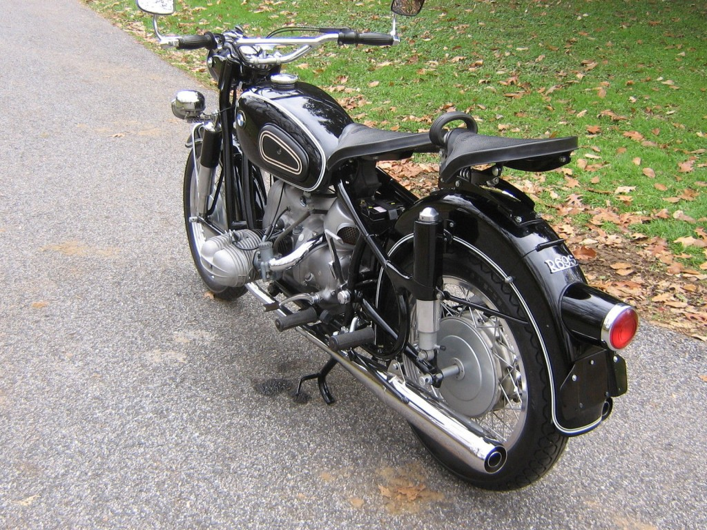 Bmw R69s 1962 Restored Classic Motorcycles At Bikes