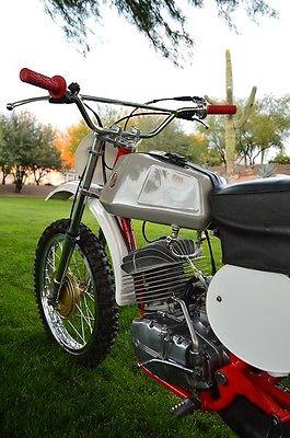 CZ400 Desert MX - 1974