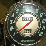 Harley-Davidson FLH1200 Duo Glide Panhead - 1961