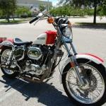 Harley-Davidson Sportster - 1974Harley-Davidson Sportster - 1974
