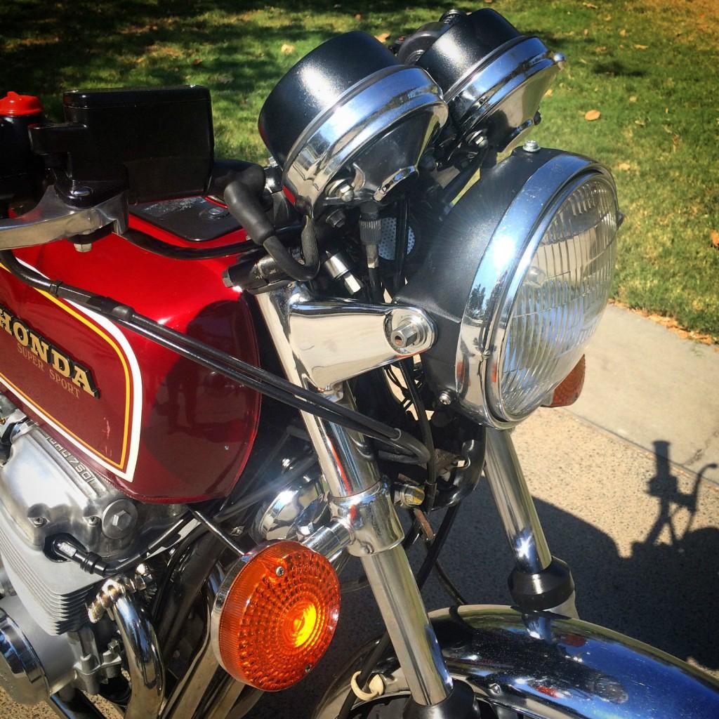 Honda Cb750f Supersport 1975 Restored Classic Motorcycles At Bikes