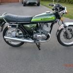 Kawasaki H1E 500 - 1974