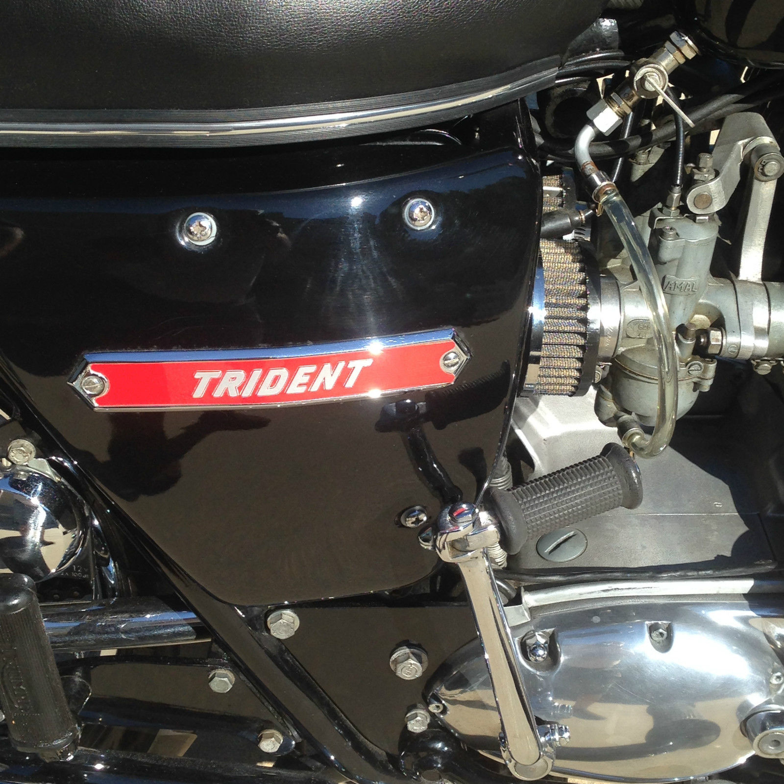 Triumph Trident T150V - 1970