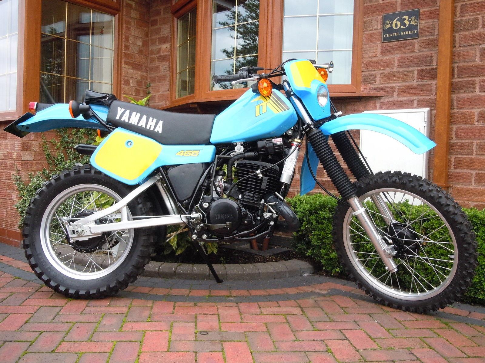 Yamaha IT465 1982