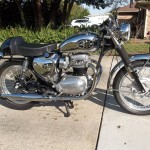 BSA Lightning Clubman - 1969