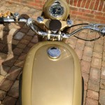 BSA A10 Gold Flash - 1953