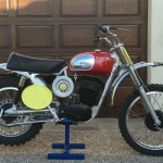Husqvarna 400 Cross - 1970