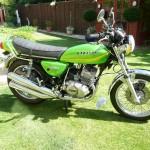 Kawasaki KH250 - 1978