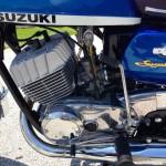 Suzuki T350 Rebel - 1970