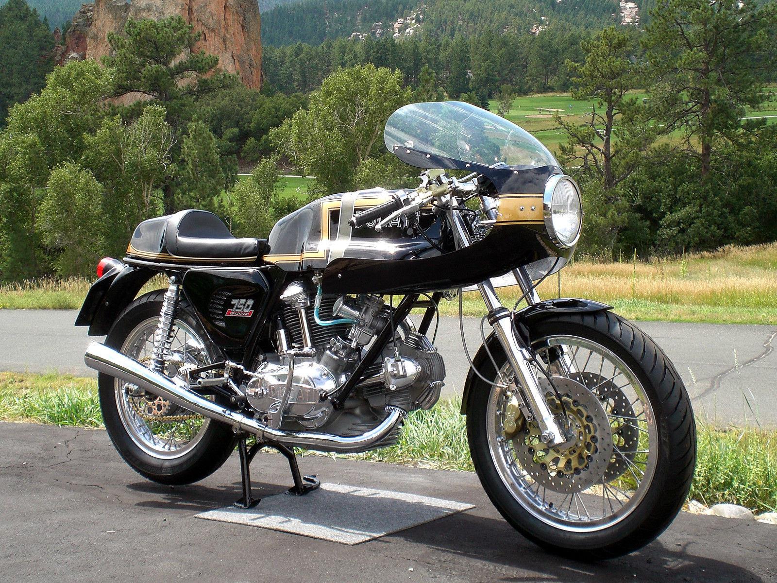 Ducati 750GT - 1974