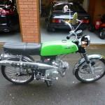 Honda SS50 - 1977