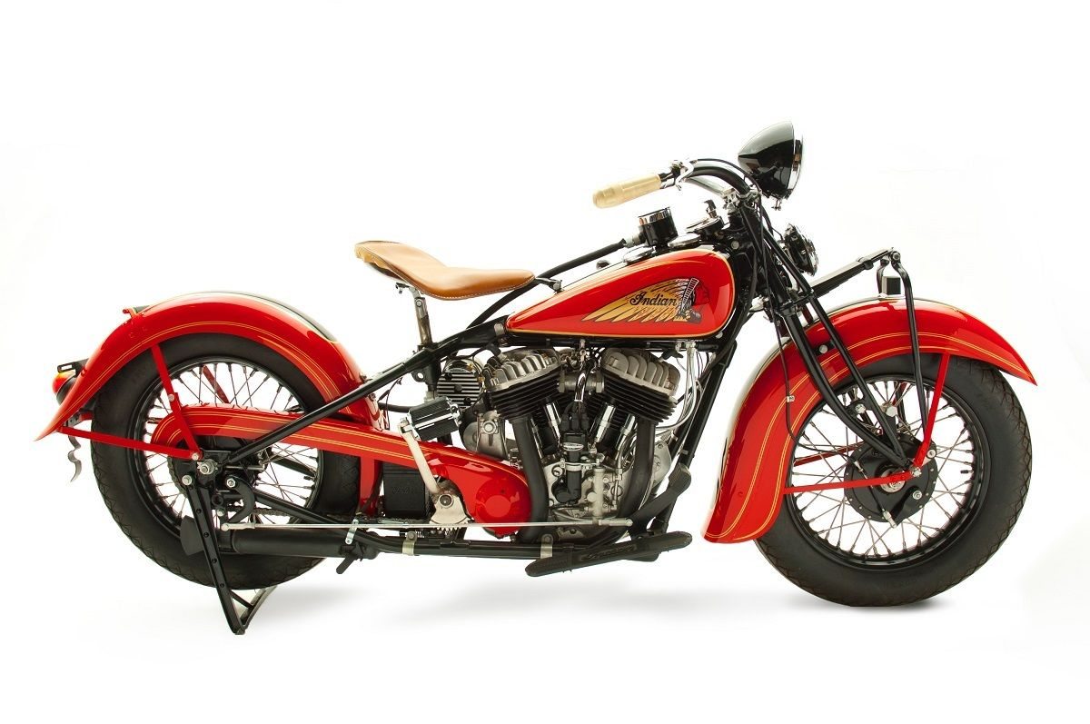 Indian Chief - 1935
