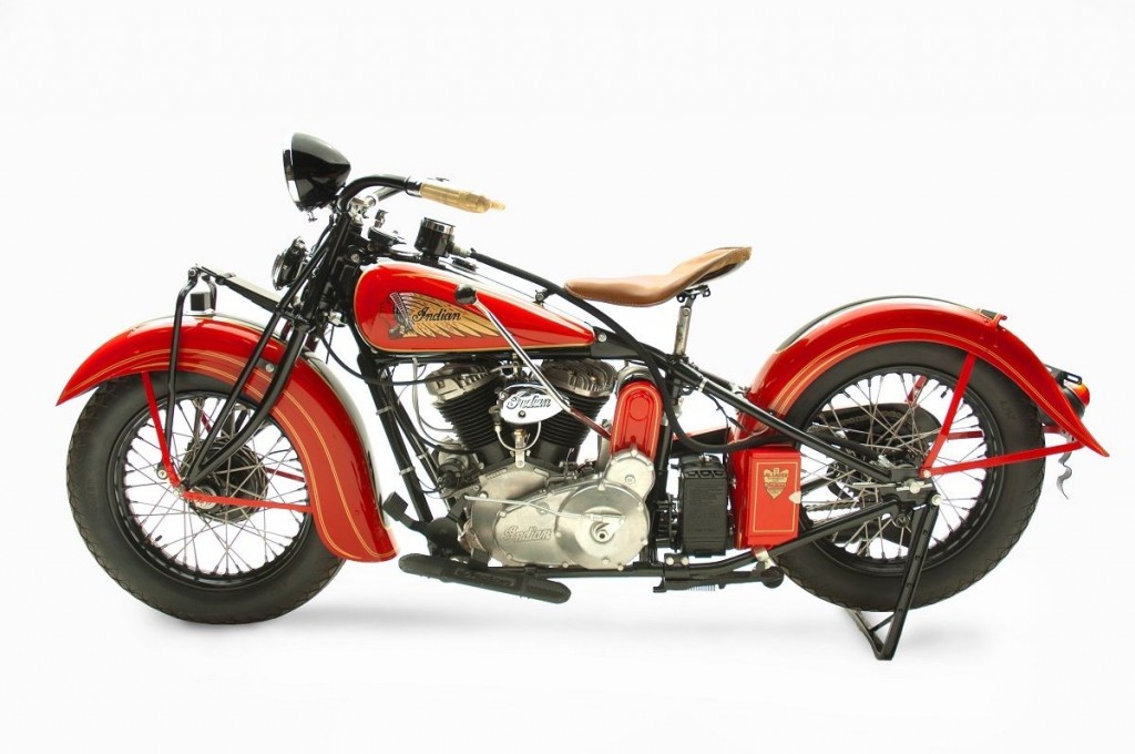 Antique Indian Motorcycles For Sale 1935 Indian Chief Motorcycle For Sale | Autos Weblog