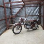 Jawa Perak (Type 11) - 1954