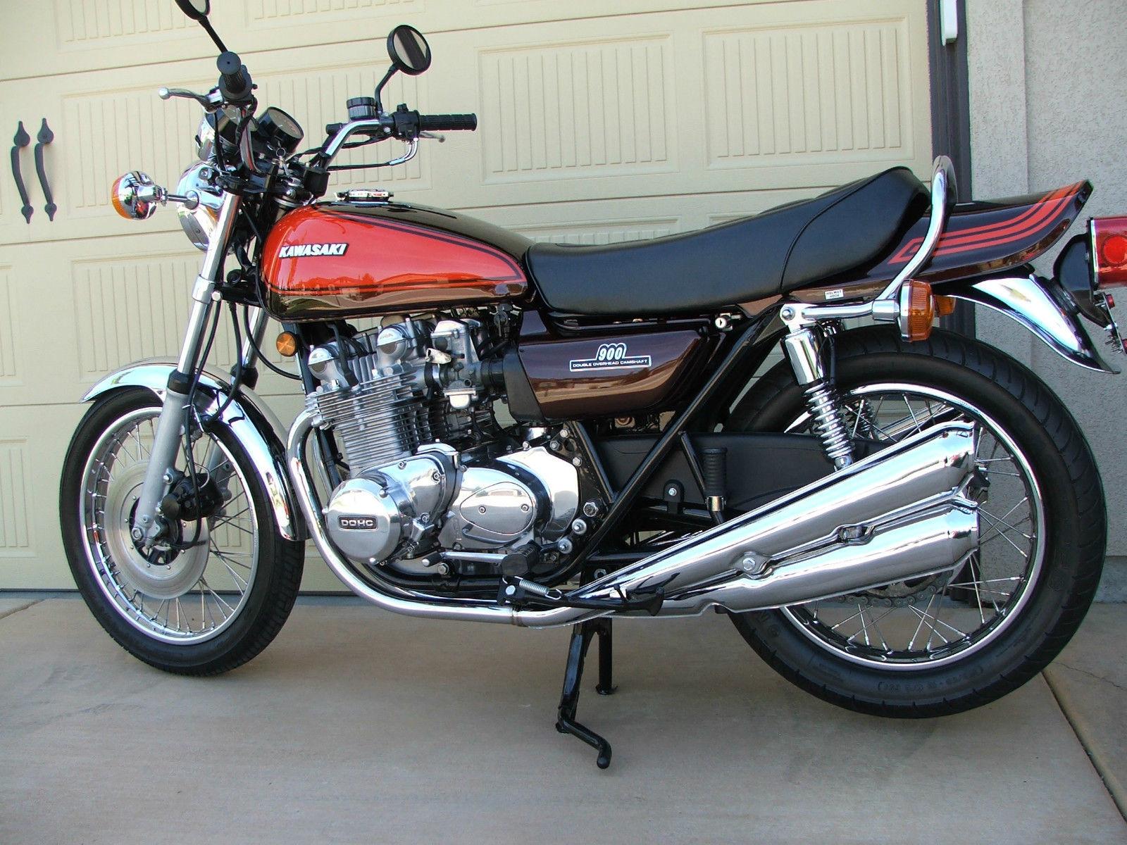 Kawasaki Classic Bikes For Sale