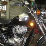 Triumph Bonneville - 1979