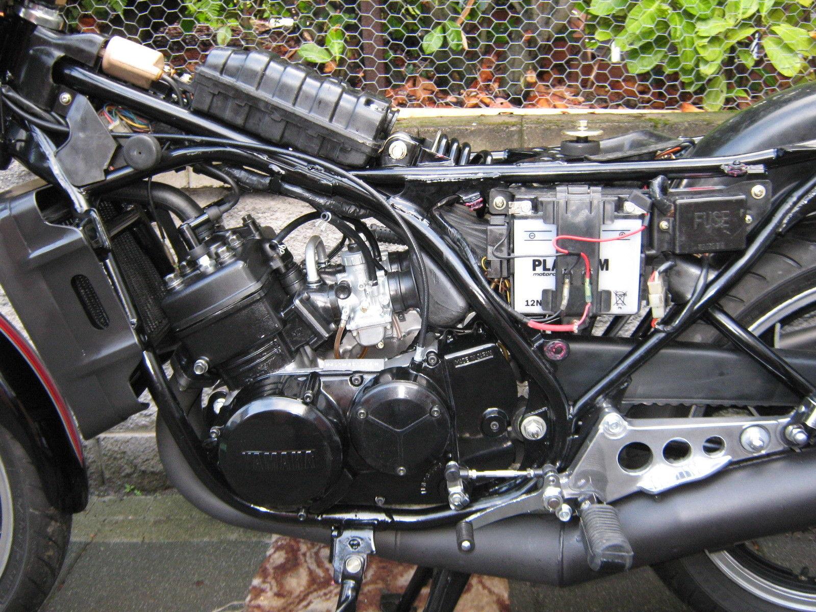 Yamaha RD250LC - 1985