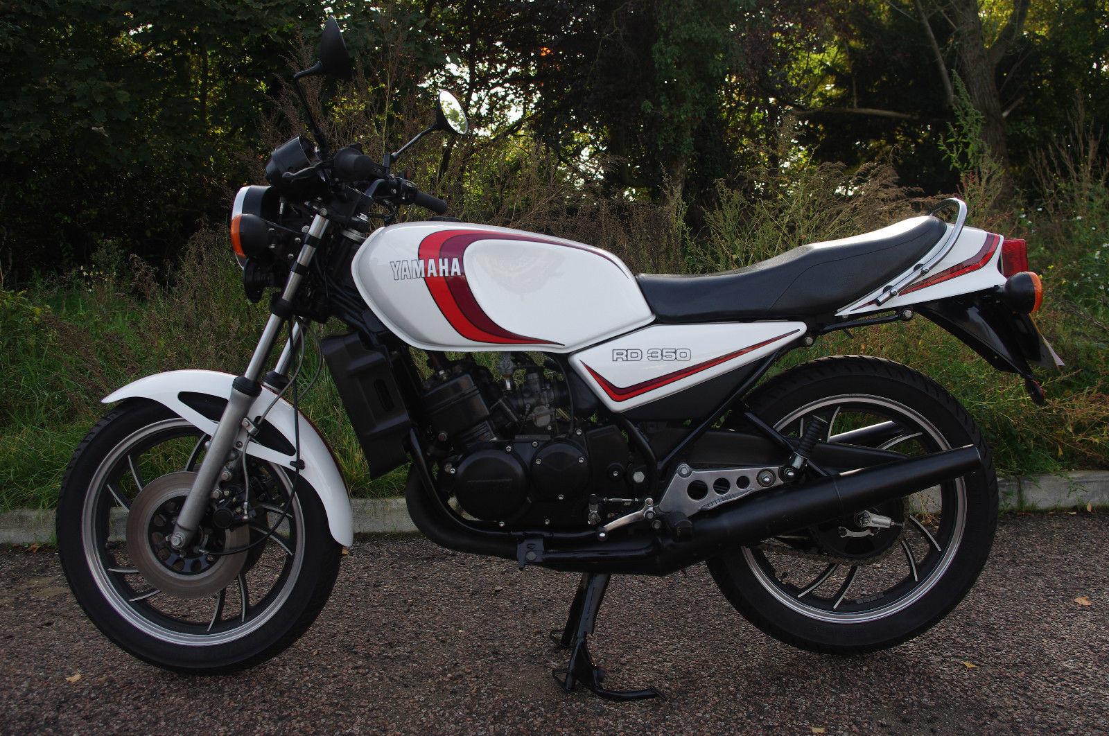 Yamaha RD350LC - 1981