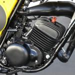 Yamaha YZ125 - 1976