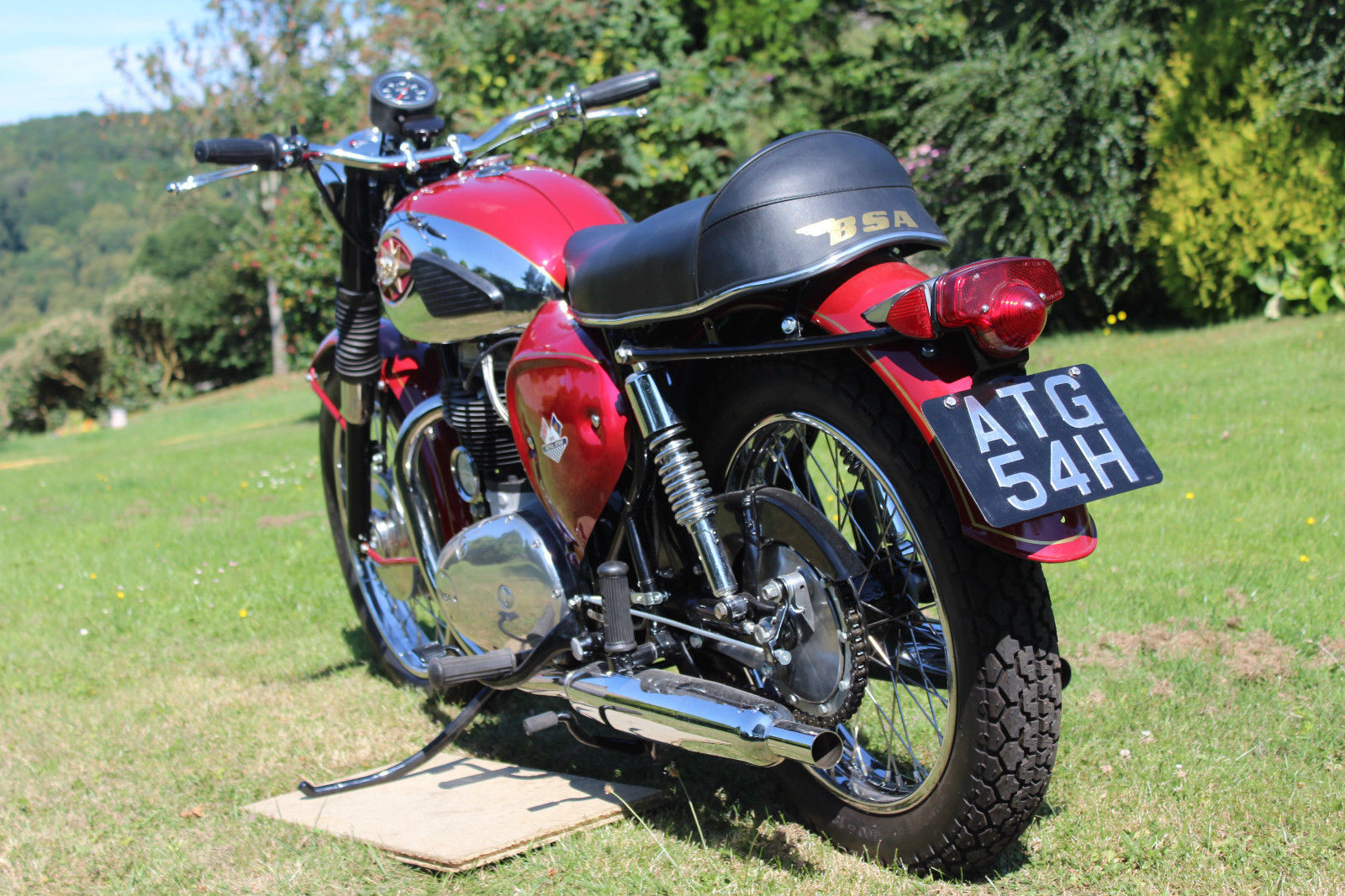 BSA A50 Royal Star - 1970