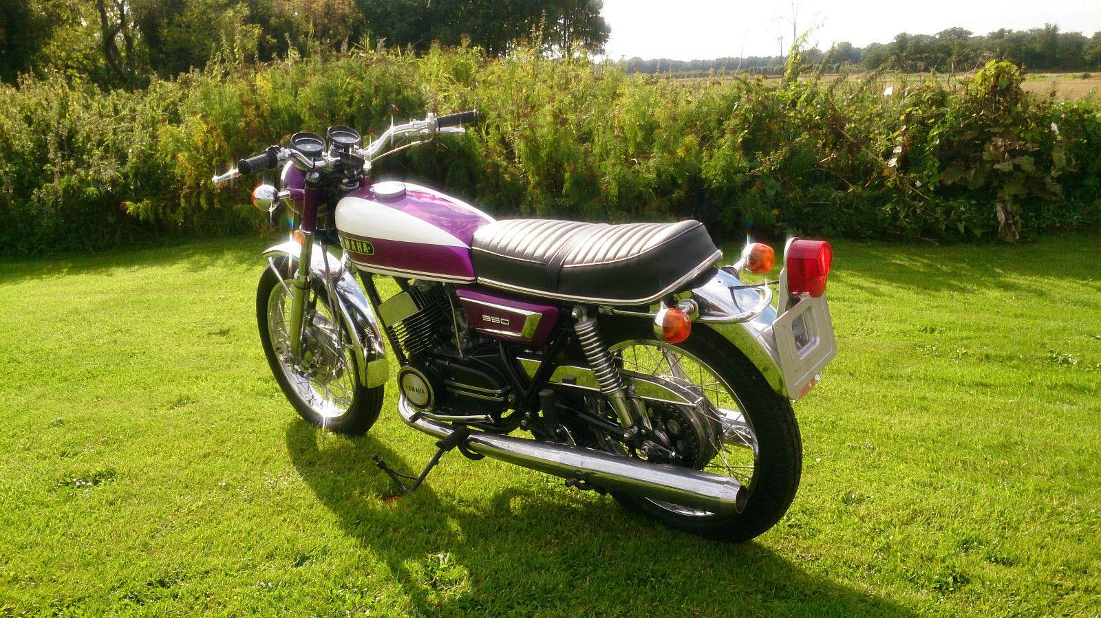 Yamaha YR5 - 1971
