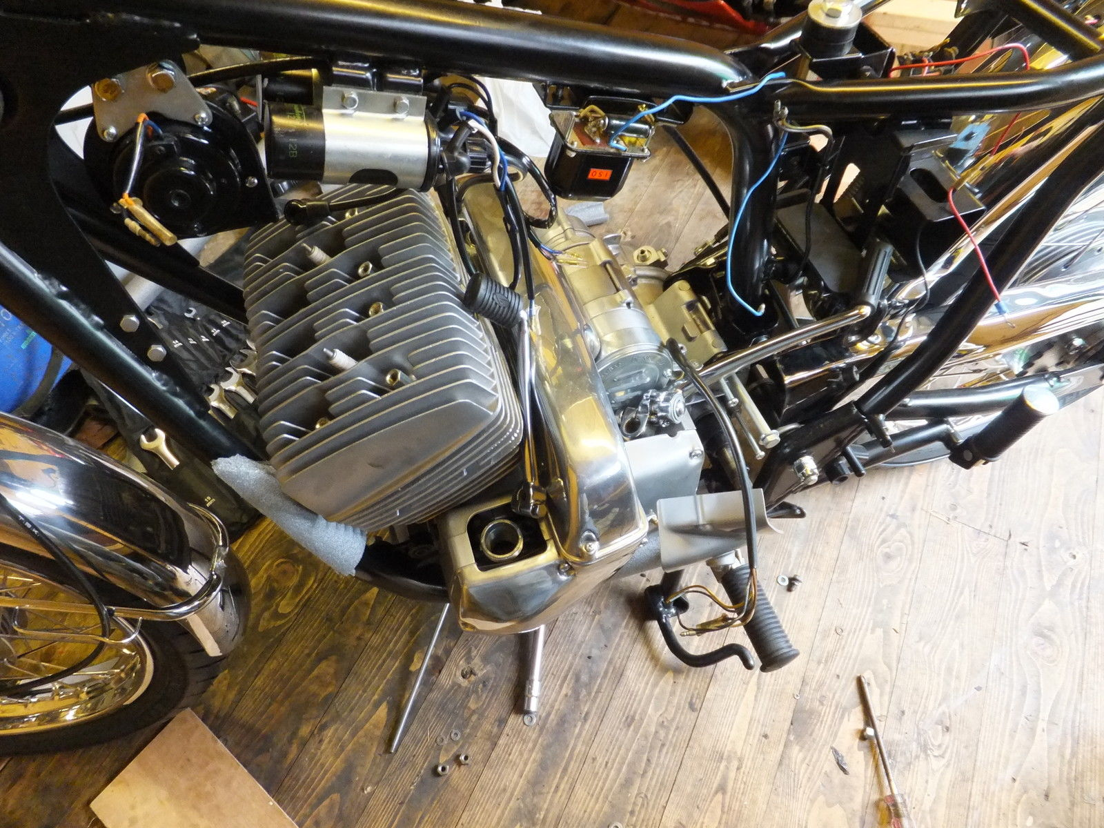 Bridgestone GTR350 - 1967